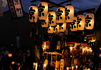 石取祭りの写真