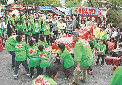 金魚祭りの写真