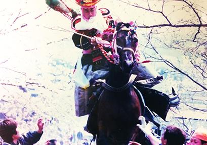 多度祭の写真